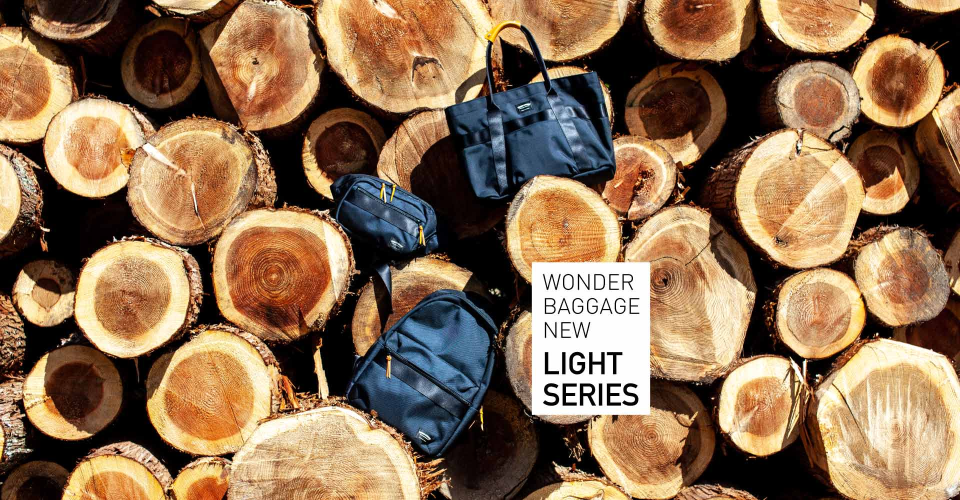 WONDERBAGGAGE NEW LIGHT SERIES